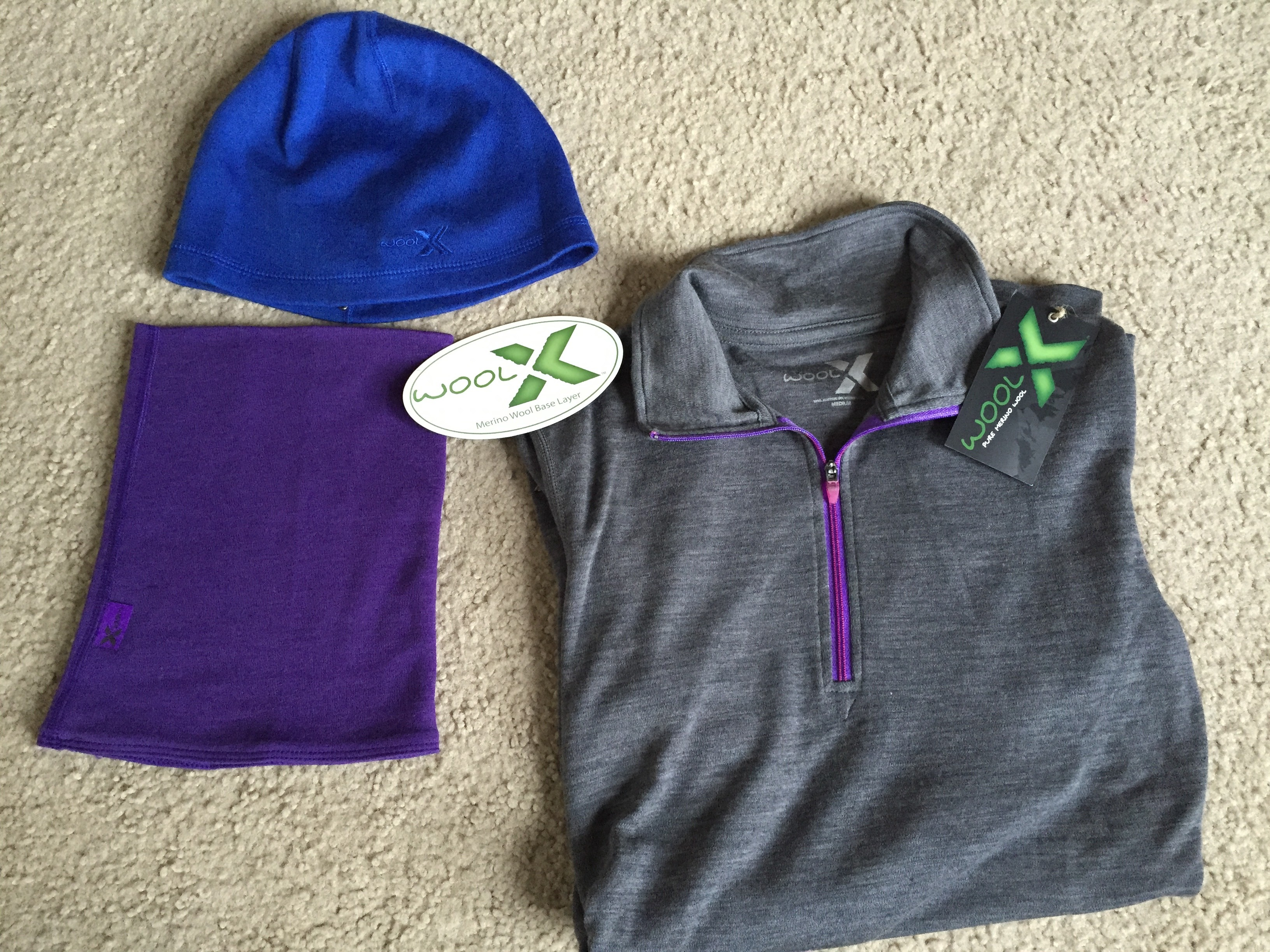 Woolx Merino Wool Gear
