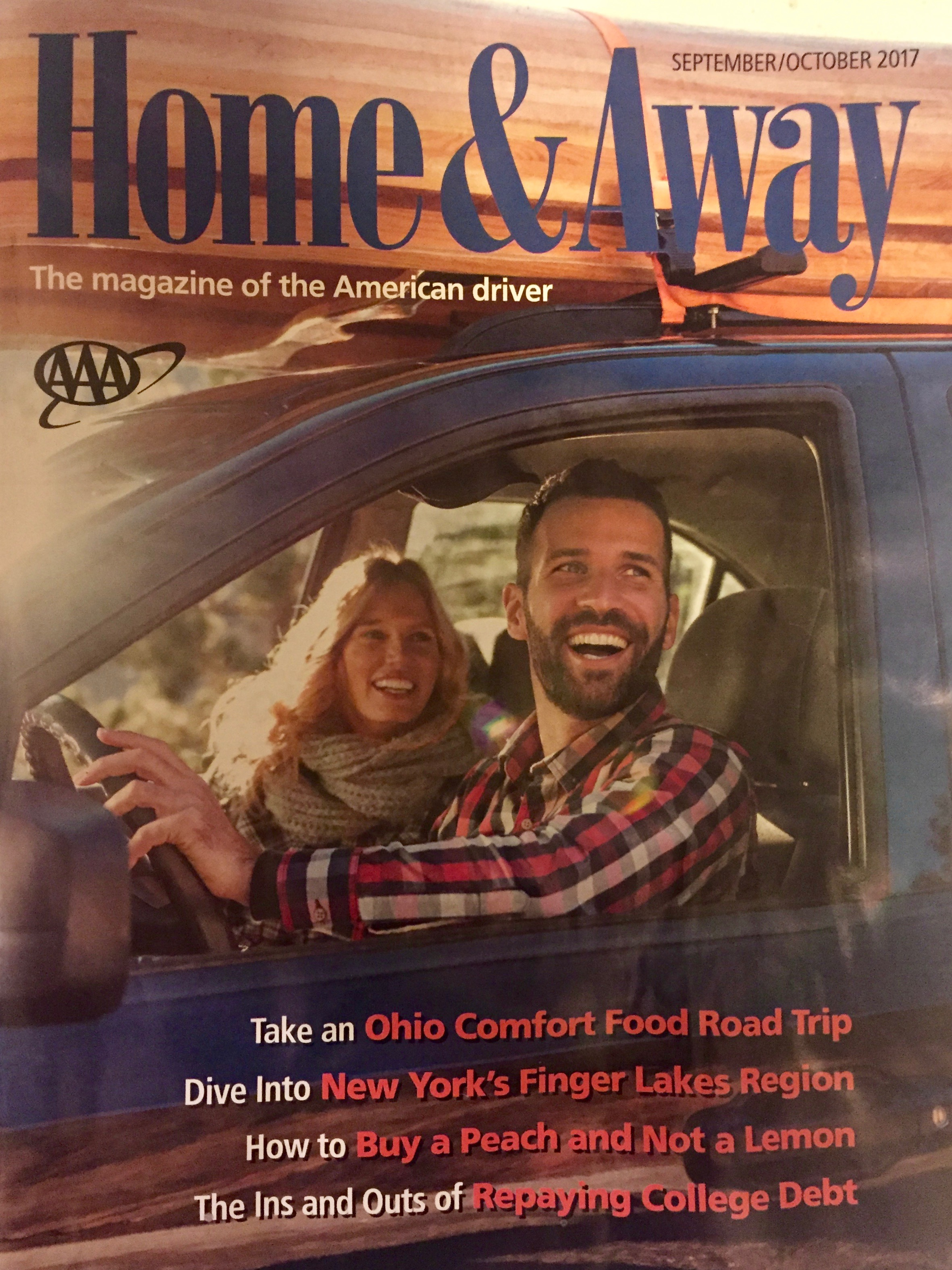 Magazine of the American Driver