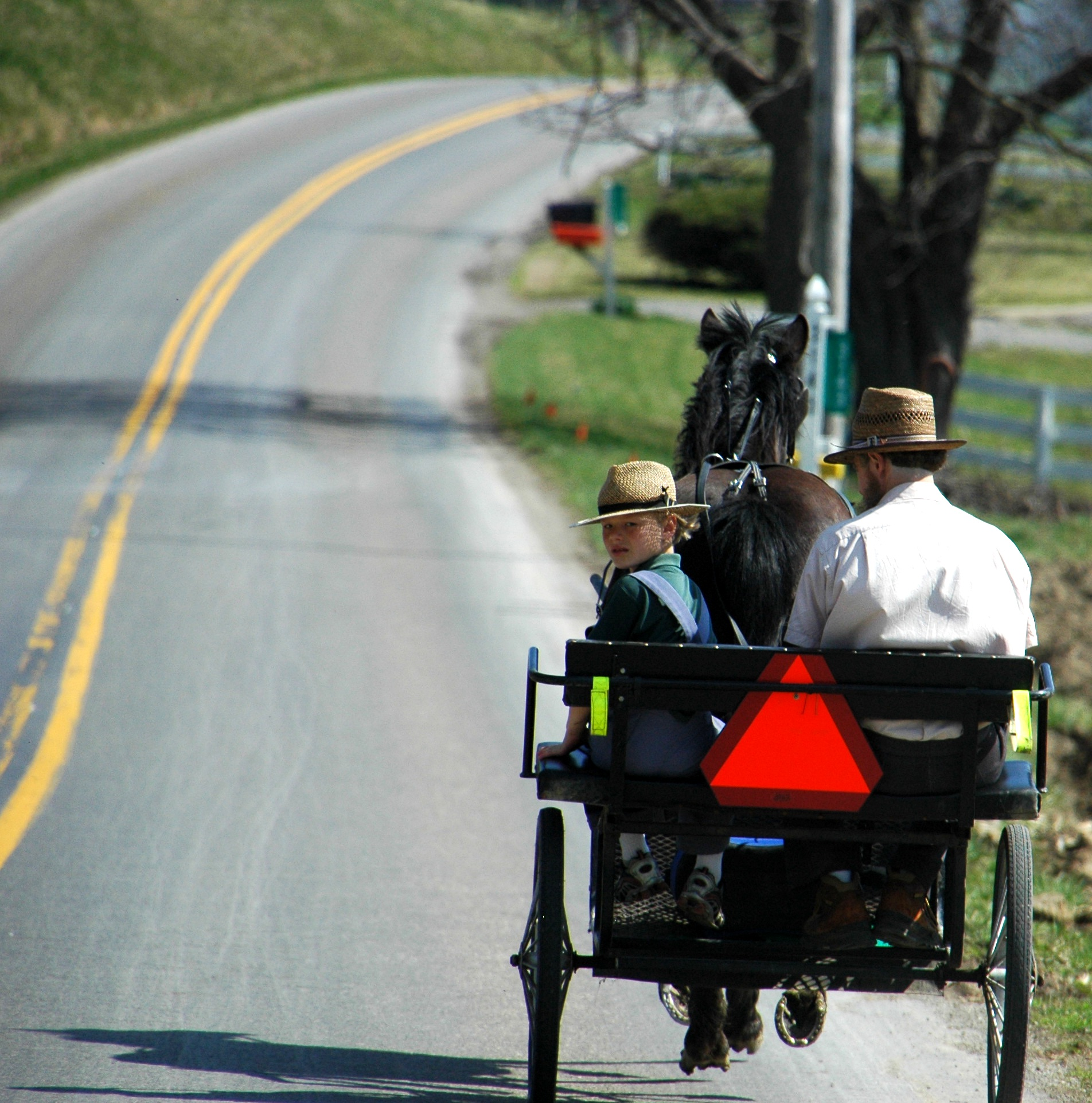 ohio amish country by way