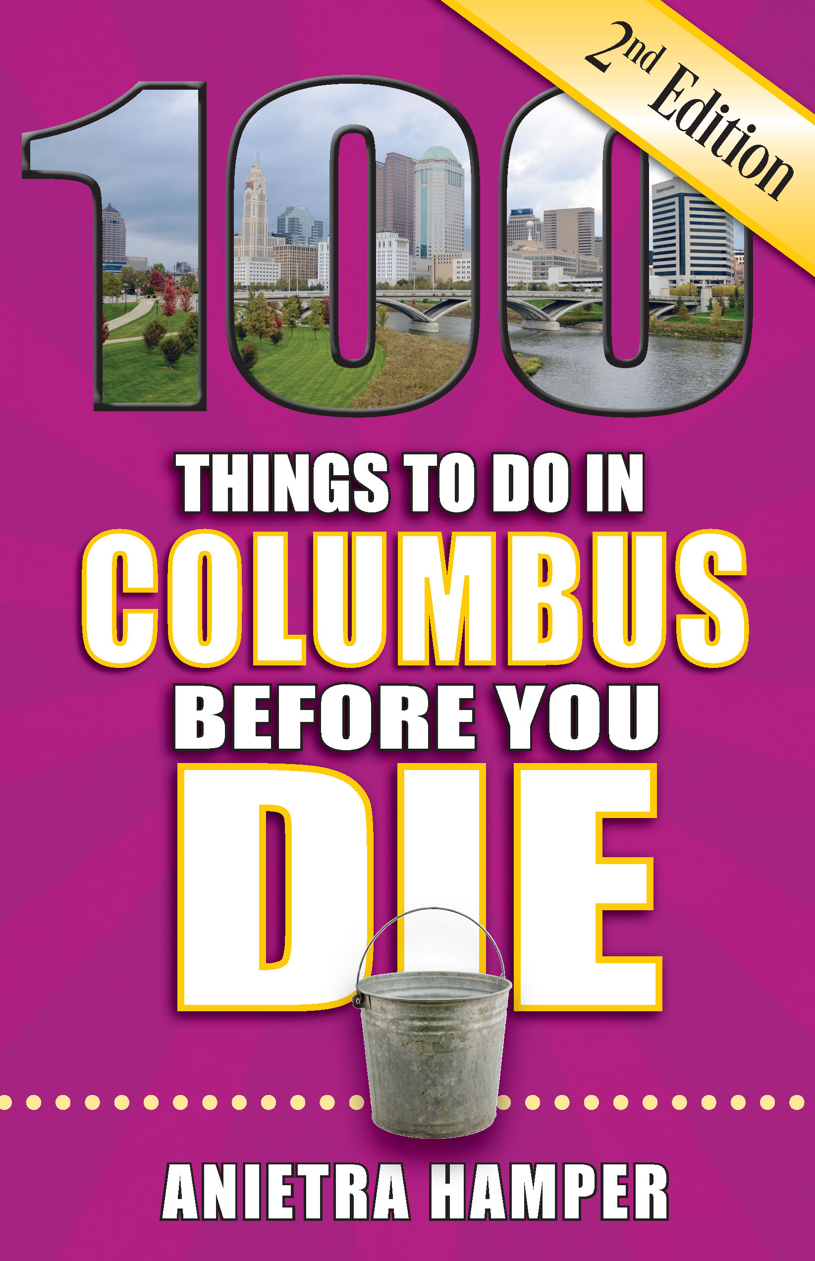 """Book Release: """"100 Things To Do In Columbus Before You Die"""""""